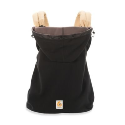 Ergobaby Winter Weather Cover in Black