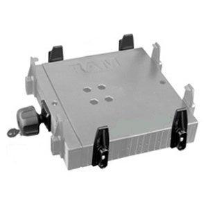 Ram Mount Secure-N-Motion Laptop Tray Security Kit (Black)