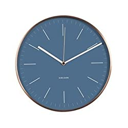 Karlsson Modern Wall Clock - Unique & Contemporary Wall Clock