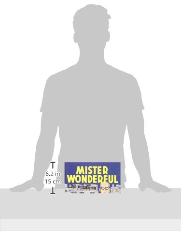 Mister Wonderful: A Love Story (Pantheon Graphic Library ...