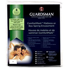 Guardsman Comfort Mark Mattress/Box Spring Encasement - Crib