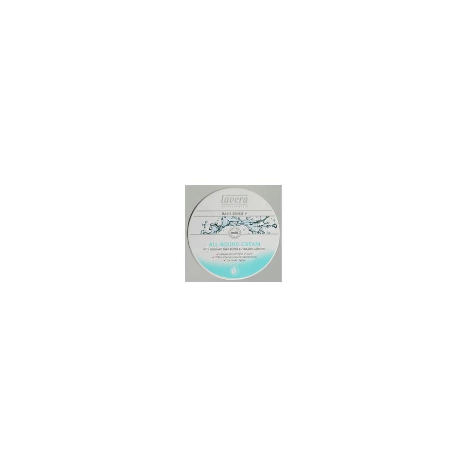 Lavera Basis Sensitive Shea Butter Cream