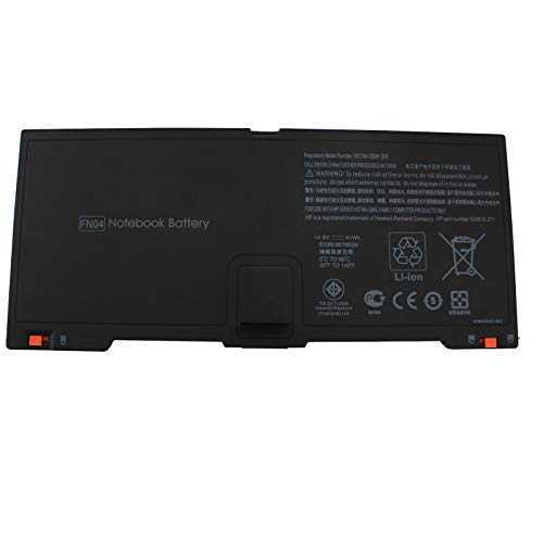 Easy&Fine New FN04 Laptop Battery Compatible for HP ProBook 5330m Serirs QG644PA LW989PA QK648AA HSTNN-DB0H 635146-001 634818-271 FN04041