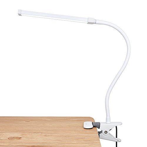 Clip On Flexible Led Reading Light White