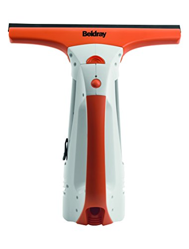 Beldray BEL0364UP V2 12 Watt Window Cleaning Vacuum for Mirrors, Glass, Tiles and Condensation