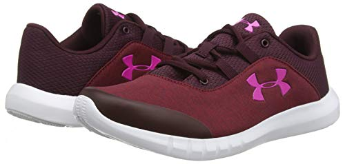 Chaussures tropic dark white Maroon Femme Mojo Pink De Running Under Ua Armour W Rouge Compétition WxpnqvgfOw
