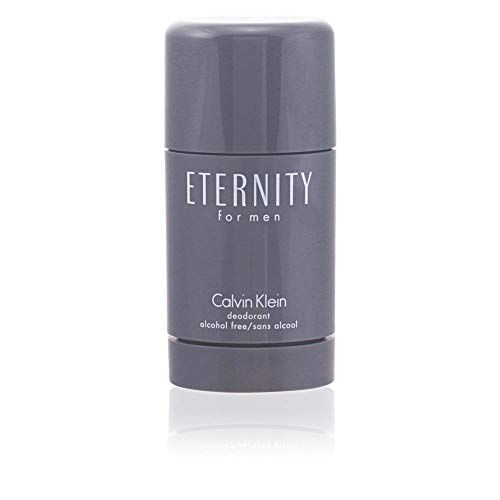 Toilette De Scented For Men Eau Eternity - Calvin Klein ETERNITY for Men Deodorant, 2.6 Oz