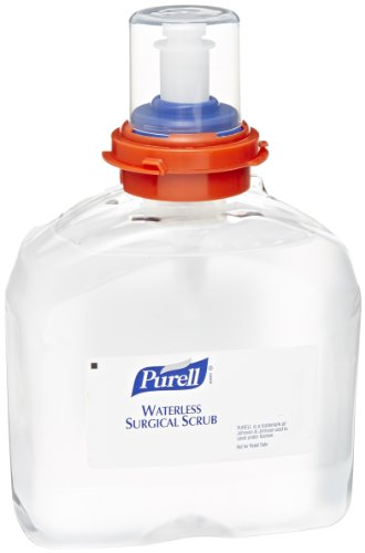 Purell TFX Refill, 5485-04 - Waterless Surgical Scrub (1200 mL) - 4 Pack by Purell (Image #1)