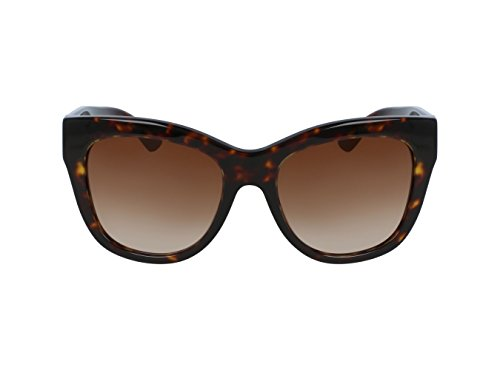 Dolce & Gabbana Women's 0DG4270 Havana/Brown Gradient - Dolce Sunglasses