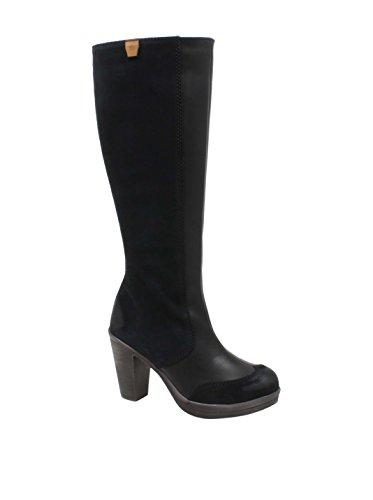 Cubanas Damen Stiefel Stiefelette Sporty 520 Black 36