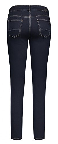 Basic Bleu New Melanie Wash D845 Pantalon Mac Jeans qfvYY