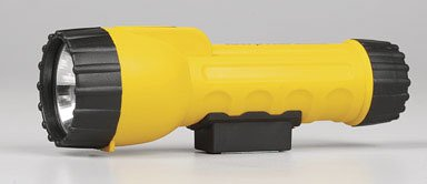 Rayovac Industrial Yellow Flashlight Krypton