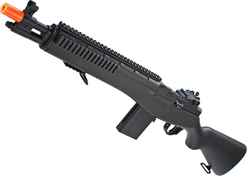 Evike Double Eagle M14 SOCOM Full Size Airsoft Spring Powered Rifle