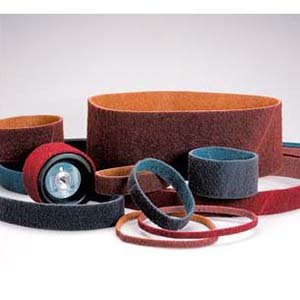 Type FE 1//2 x 18 Aluminum Oxide Standard Abrasives 885095 Very Fine Grade 30 Units Portable Belt