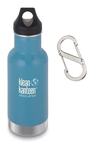 Klean Kanteen Insulated Stainless Carabiner