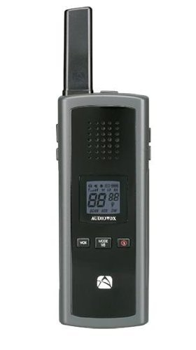 Audiovox Electronics GMRS1582CH 15-Mile 22-Channel FRS/GMRS Two-Way Radio ()