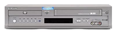 Samsung DVD-V3500 Progressive-Scan DVD/VCR Combo