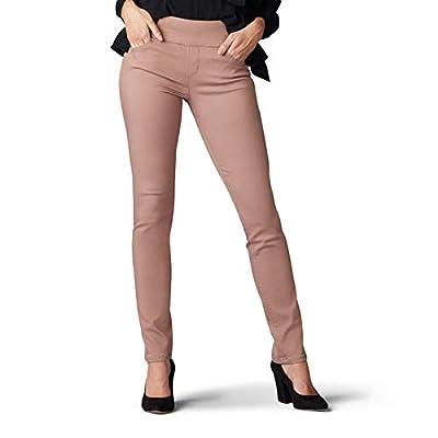 LEE Women's Sculpting Fit Slim Leg Pull on Jean at Women's Jeans store