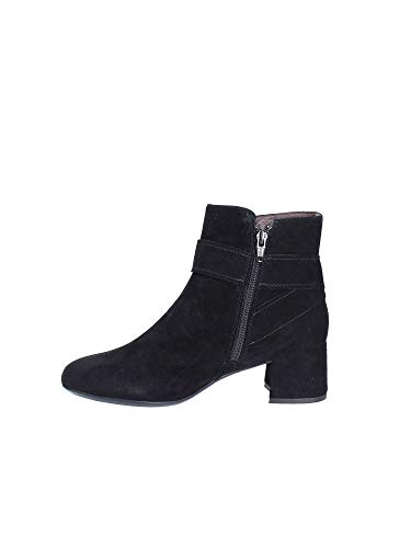 Ankle Stonefly Women 210318 Black Boots OZZqnvA