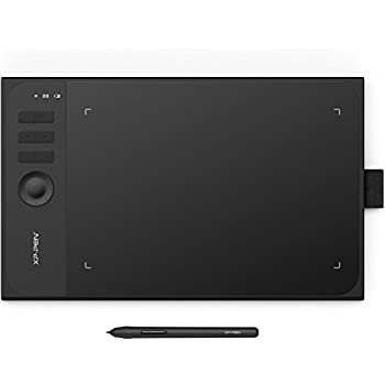 XP-Pen Star06 Wireless 2.4G Graphics Drawing Tablet Digital tablet Painting Board with 6 Hot Keys