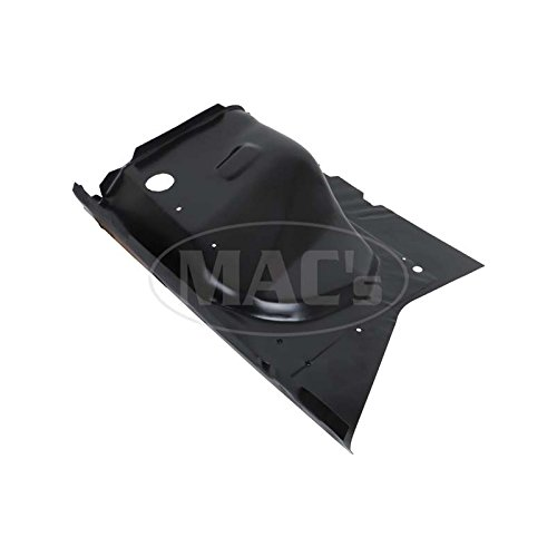 (MACs Auto Parts 44-38148 - Mustang Right Side Fender Apron Front)