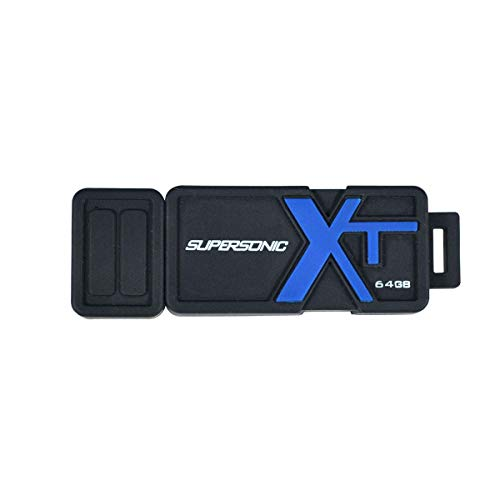 Patriot 64GB Supersonic Boost Series USB 3.1 Gen1 Flash Drive With Up to 150MB/sec - PEF64GSBUSB