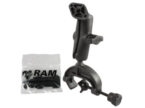 RAM Mount Yoke Mount w/Plastic Base - Requires Cradle consumer electronics (Cradle Mount Ram Requires)