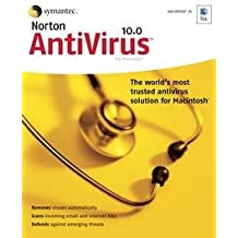 Norton AntiVirus Mac 10.0 (Mac) [OLD VERSION]