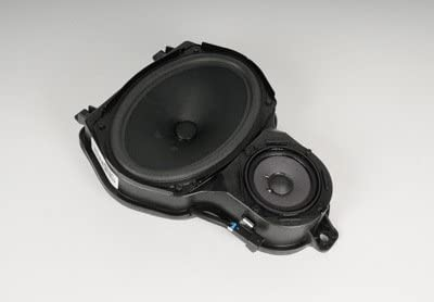 Speaker Rear ACDelco GM Original Equipment 25800454