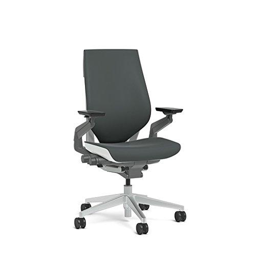 amazoncom steelcase gesture chair graphite kitchen dining - Steelcase Office Chairs