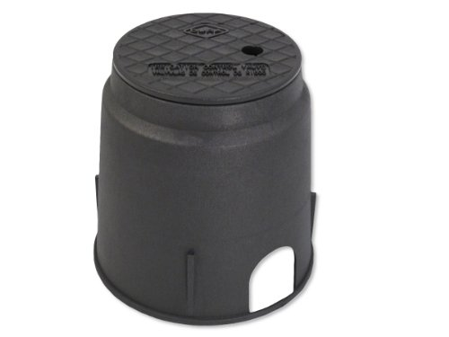 7 round valve box - 2