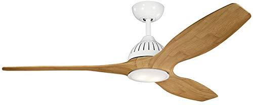 KICHLER 310360WH1 Jace Ceiling Fan, White