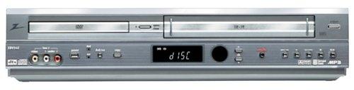 Zenith XBV342 Progressive-Scan DVD-VCR Combo