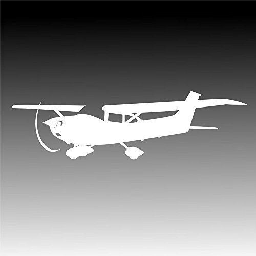 car window decal airplane - 8