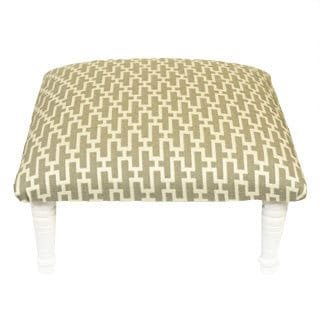 Corona Décor OSF733 Footstool by Corona Décor