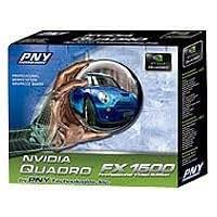 PNY VCQFX560-PCIE-PB-V GDDR3 - Tarjeta gráfica (GDDR3, 128 bit, 3840 x 2400 Pixeles)