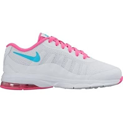 more photos website for discount best price NIKE Girls' Air Max Invigor (Ps) Sneakers White Size: 12 ...