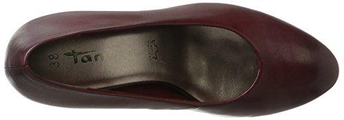22431 Mujer Rojo de Tacón Merlot Tamaris Zapatos para pW1HxpdA