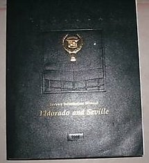 1991 Cadillac- Service Information Manual- Eldorado and Seville