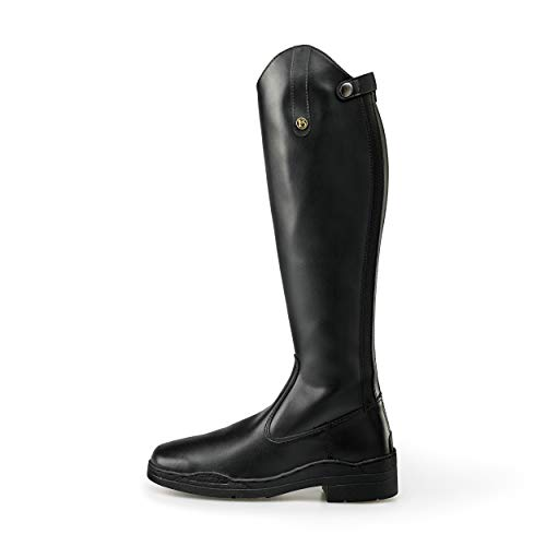 Unisex BRG1100 TR 39 Black Size Long Synthetic Boots Adult Brogini dEqHf45wq