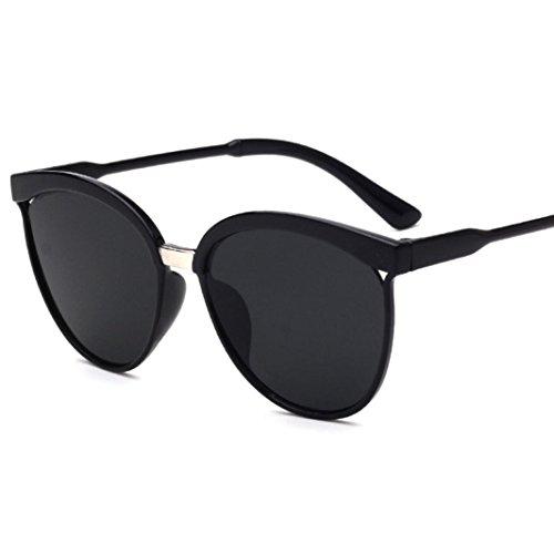 Lunettes De Soleil Covermason Hommes femmes carré Vintage lunettes de soleil miroirs lunettes de sport en plein air (H) G8Asp