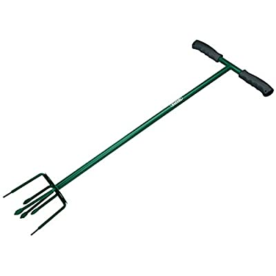 Draper-28163-Soft-Grip-Handle-Garden-Tiller