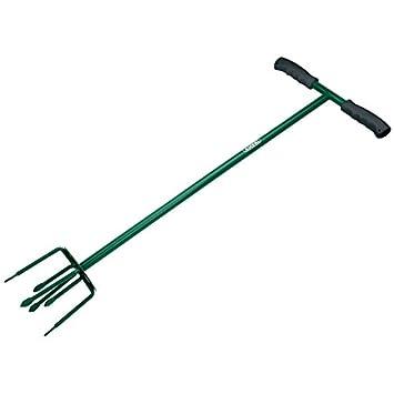 High Quality Draper 28163 Soft Grip Handle Garden Tiller