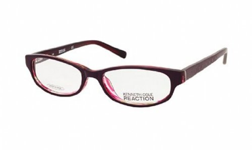 Kenneth Cole Reaction Women's KC0725 Frames PURPLE 52