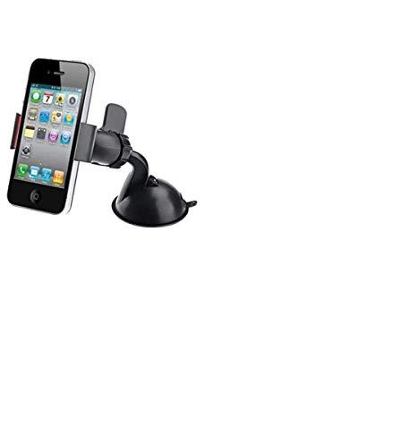 PORINNOGOLD Black Car Mobile Holder for Dashboard