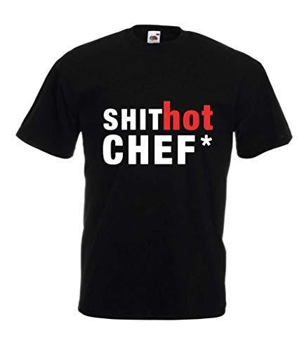 regalo Novio del Hombres T Esposo d 60 de Segundo Sh Camiseta negros Limitado Su Chef imagen caliente cambio 1Z7Sqf