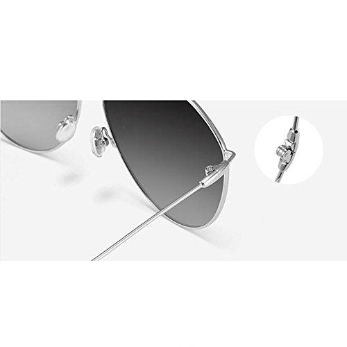 gafas de UV400 Negro completa las pesca redondas conducen la HONEY lente de protección Hombres polarizadas Negro la sol Color de que de RUqwwIa7