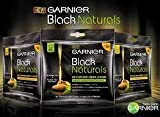 Garnier Black Naturals Oil-enriched Cream Color Almond Oil + Black Tea Extract 20ml+20g