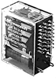 MAGNECRAFT W67RCSX-7 POWER RELAY, 4PDT, 12VDC, 5A, PLUG IN