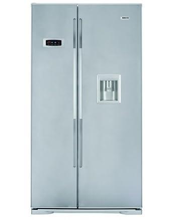 Beko GNE V222 S Side By Side Fridge Freezer Energy Efficiency Class A+ /  NoFrost